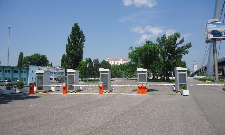 Barreras y control de accesos 1