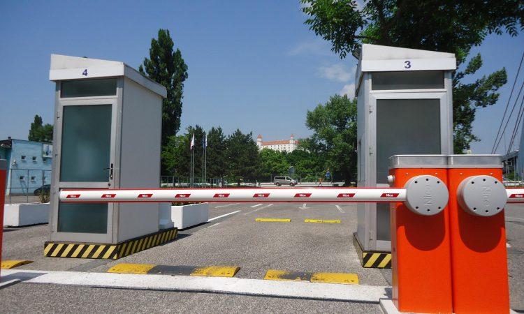 Barreras y control de accesos 2